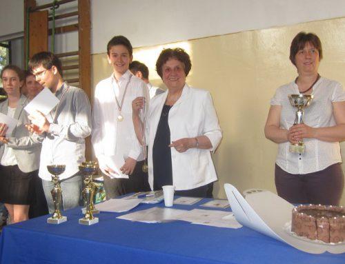 Curie kémia verseny – országos döntő 2016