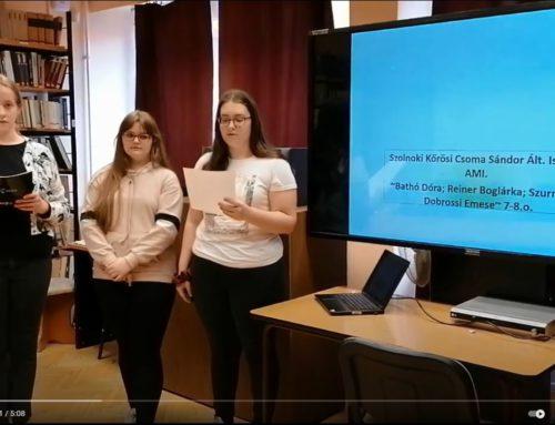 Kémia és Környezetvédelmi Tehetségsegítő Tanács: A hungarikumok, mint nemzeti értékek a tehetségfejlesztés szolgálatában projekt résztvevői által készített videó bemutatók